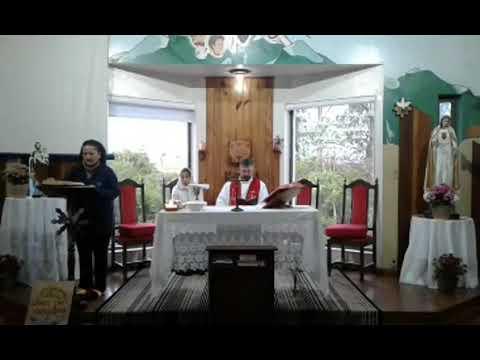 Santa Missa | 21.09.2020 | Segunda-feira | Padre Paulo Sérgio Mendes da Silva | ANSPAZ