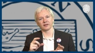 Julian Assange | Sam Adams Awards | Oxford Union