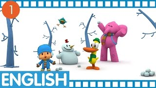 Pocoyo in English : Season 01 Ep. 01-04