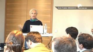 Dr. Eva-Maria Hubert MGS 2012