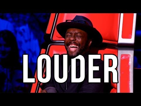 The Voice LOUDER: Blind Auditions 7 Highlights - The Voice UK 2014 - BBC One