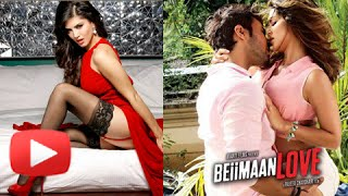 Sunny Leone and Rajneesh Duggal Super HOT First Look Of Beiimaan Love