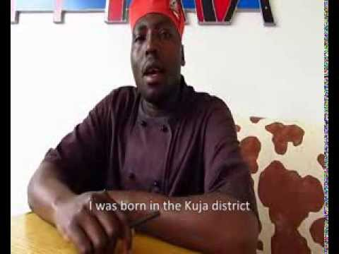 Meet Justin - Mukuru Slums Development Project