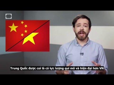 Việt Nam và Trung Quốc: Nếu chiến tranh xảy ra?
