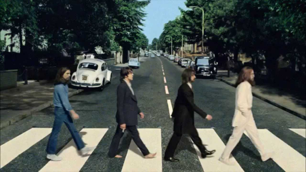 The Beatles: Come Together Abbey Road Studio - YouTube