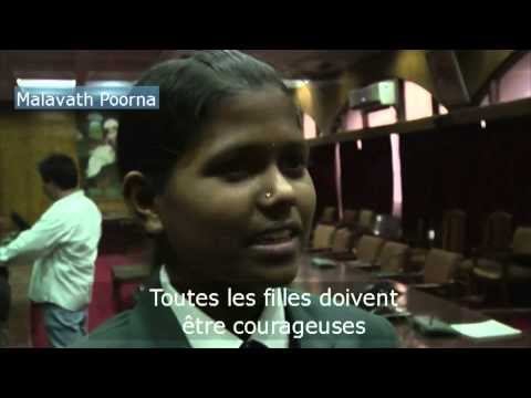 A 13 ans, elle a conquis l'Everest