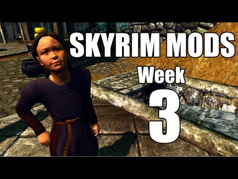 Skyrim Mods - Week #3: 2k Textures, Realistic Water Textures, Smoke and Embers