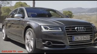 2015 AUDI S8 Review Full Video AUDI S8 Engine