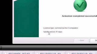 Activate Kaspersky Internet Security 2012 By Serial Key