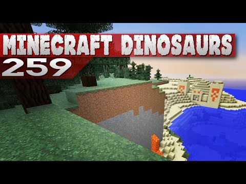 Minecraft Dinosaurs! || 259 || Explore the world
