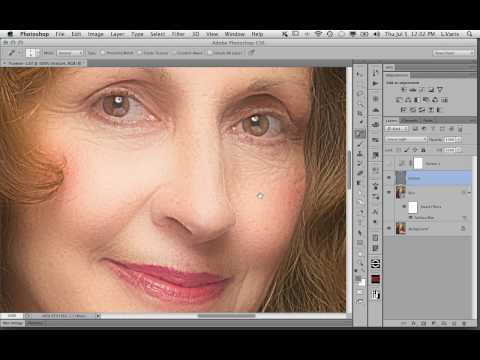 Ultimate Skin Retouching Technique-www.varis.com