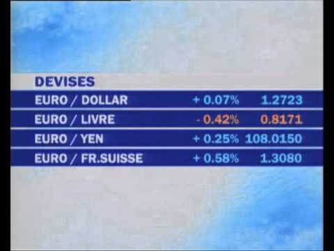 Flash Bourse 30/08/10