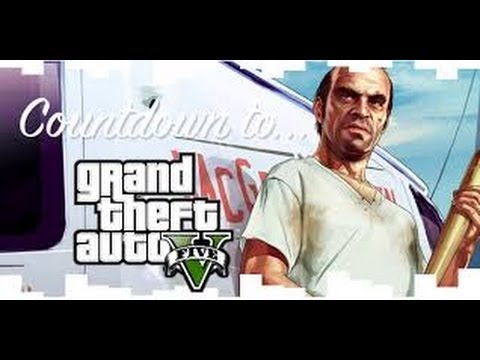GTA 5 gameplay part 4 (denis in chiloti.... PARDON Trevor :) )