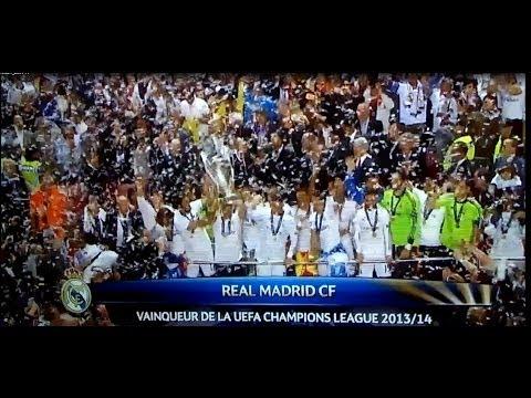 REAL MADRID CF - Winner UEFA CHAMPIONS LEAGUE 2014
