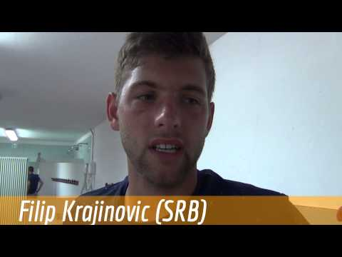 Krajinovic, ATP Challenger Vicenza (d. 64 64 Gombos)