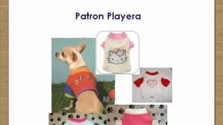 Manual Para Hacer Ropa Para Perros, Pantalon, Camisa