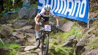 XCO Women - 2015 UCI MTB World Cup presented by Shimano: MSA (CAN) / Actionclip - Duration: 1:40.