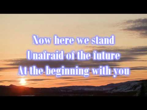 [Lyrics] Richard Marx & Donna Lewis - At the beginning