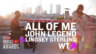John Legend All Of Me Official Video With LYRICS On