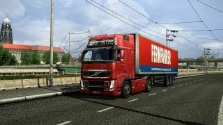 Euro Truck Simulator 2 Gameplay (HD)