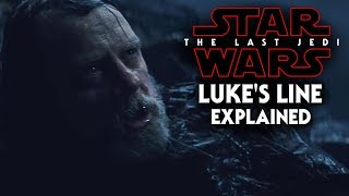 """Star Wars The Last Jedi Trailer """"This Is Not Going To Go! The Way You Think"""""""