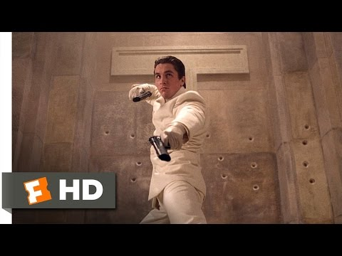 Equilibrium (10/12) Movie CLIP - Not Without Incident (2002) HD