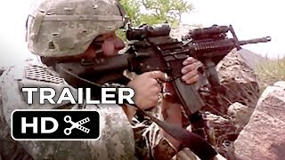 Korengal Official Trailer #1 (2014) - War Documentary Sequel HD
