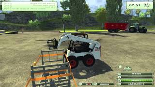 NEW TEST MODS PACK N°25 Bobcat E Non Solo By Fmarco95