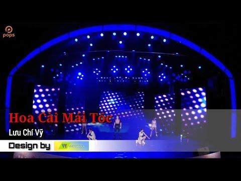 [Karaoke] Hoa Cài Mái Tóc (Remix) - Lưu Chí Vỹ (Beat HD)