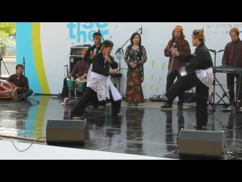 PSHT ( WATER KOREA ) Festifal di Ansan korea selatan