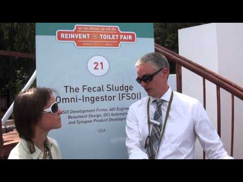 Andrew Whitesell: The Fecal Sludge Omni-Ingestor (Beaumont Design, USA), Part 1