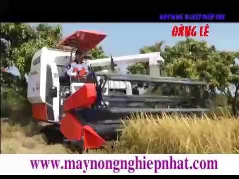 [ĐăngLê]Kubota Dc 70 Thái Lan Hướng Dẫn Vận Hành Sử Dụng Bảo Trì Máy gặt liên hợp-Phần 2