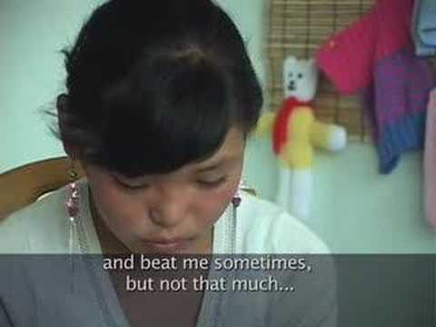 Psychological abuse-Badamgarav's story, Mongolia