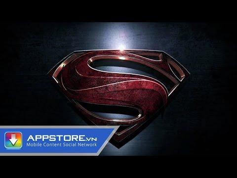 [Game] Man Of Steel - Gameplay ,Review game - AppStoreVn