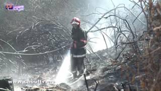 بالفيديو..لحظة إخماد حريق بالقرب من موروكومول بالبيضاء دون تسجيل ضحايا |