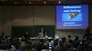 Homöopathie 5 Kurz-Vorträge GkD 13.03.2013