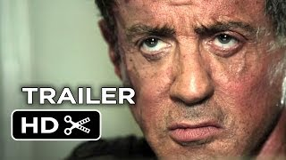 The Expendables 3 Official Trailer #1 (2014) Sylvester
