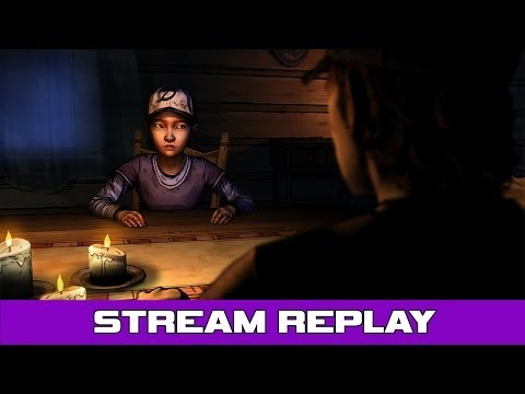 Walking Dead Season 2 Episode 1 FULL Walkthrough (Stream Reupload)