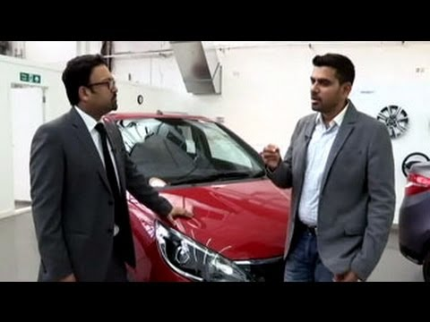 Candid chat with Tata Motors' Design Head, Pratap Bose