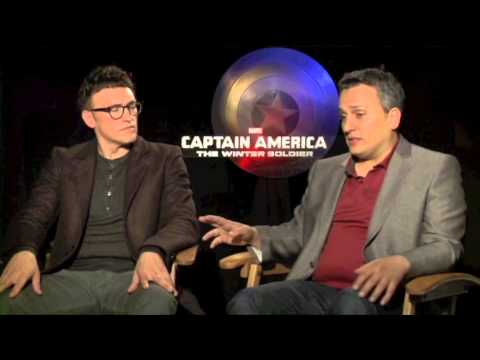 Anthony & Joe Russo - CAPTAIN AMERICA: THE WINTER SOLDIER