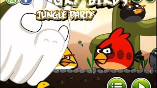 Angry Birds Jungle Party FREE Online Mini Gameplay
