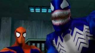 SPIDERMAN Y VENOM SON AMIGOS
