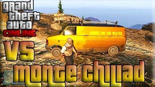 GTA V Online Veículos Raros Van Da Maconha Dourada Vs