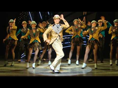 TOP HAT - WINNER! Best New Musical, Olivier Awards 2013