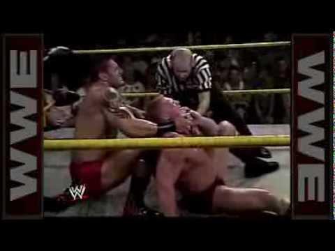 Brock Lesnar Vs Batista 2013 بروك لسنر &...