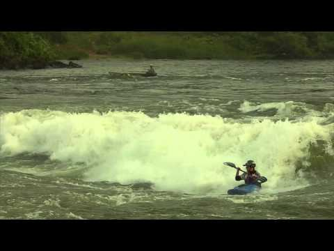 Uganda 2013 : Extreme : Big Wave Surfing : Freestyle Kayaking Training Camp
