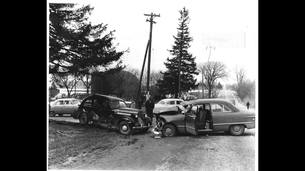 Vintage Auto Wrecks Youtube