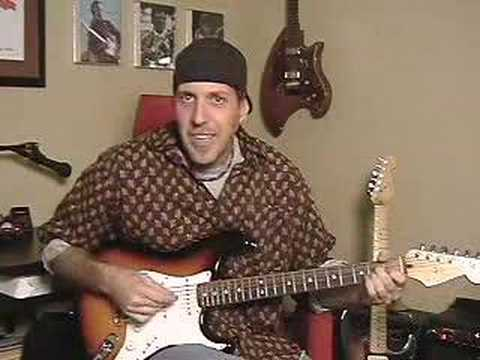 Hình ảnh trong video learning guitar beginners lesson on ear