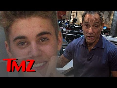 Harvey Levin Talks Justin Bieber's DUI Arrest