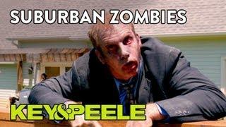 Key & Peele: Suburban Zombies